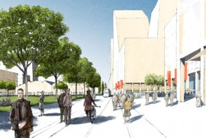 Graz Reininghaus Rahmenplan