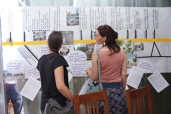 Infoveranstaltung Öffentlicher Raum