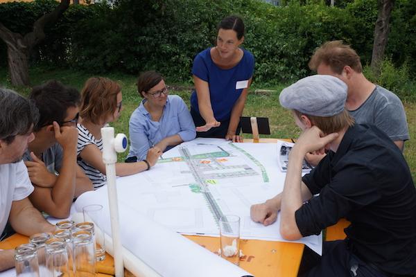 Workshop Öffentlicher Raum: Konsumwiese